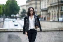 leather jackets / Let's collect the best styles and outfits with leather jackets!