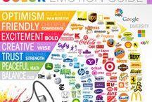 Web Colours / Website colors/colours