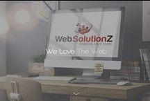 WebSolutionZ Portfolio / WebSolutionZ website portfolio