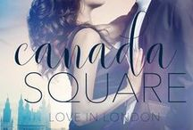 Canada Square / Secrets Have A Way Of Coming Out  Pictures that inspired the book