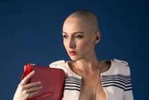 bald and beautiful / Who is feminine and confident enough to rock a shaved head?