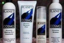 Planet Cosmo Products and Hair Design / Planet Cosmo Products and Hair Services