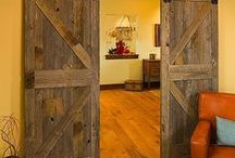 Rustic Country Farmhouse Designs / Beautiful, country homes!
