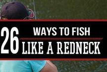 Fishing Like A Pro / Fishing tips