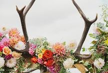 Outdoor Inspired Weddings / Getting Hitched
