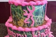 Country cakes / Country & hunting themed cakes, cupcakes, and treats