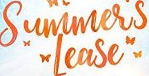 Summer's Lease / A perfect summer feel-good romance.