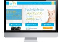 Web Design & SEO - Animal Rescue Resources / Because by day we do web development and SEO - and some of what we have on our website at www.2dogsdesign.com can actually be useful to rescues and non-profits who are online!
