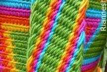 Strap for Mochilas Wayuu