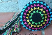Bottom of the Mochilas Wayuu