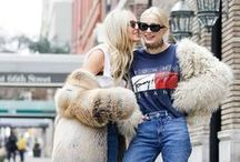 Street Style like a New Yorker / Chic, Streetstyle captures from New York