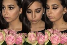 Makeup done by Annelize