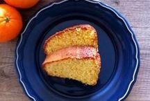 Bolos / Receitas de bolos, queques, muffins, tortas e tartes (blogue Maçã Assada)