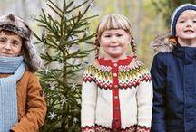 Garnpakker fra Jul i Svingen / 14 supre garnpakker fra Rauma Garn til NRKs julekalender JUL I SVINGEN