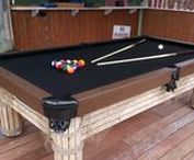 Best of Caribbean / The best images of our custom Caribbean pool tables at All Weather Billiards & Games.