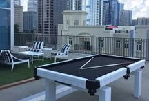 Best of Oasis / The best images of our custom Oasis pool tables at All Weather Billiards & Games.
