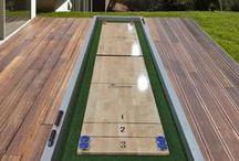 Best of Rock Solid Shuffleboard / The best images of our Rock Solid Shuffleboard tables at All Weather Billiards & Games.