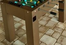 Best of Foosball / The best images of our Foosball tables at All Weather Billiards & Games.