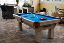 Best of Caesar / The best images of our Caesar tables at All Weather Billiards and Games.
