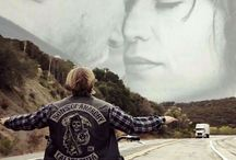 Sons of Anarchy / Sons of Anarchy... and lots of Charlie Hunnam! / by Anik Gobeil