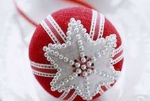 Christmas Crafts / project ideas and inspiration / by Andrea McParland