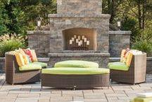 Techo-Bloc Paving Stones / Ideas and Designs for your garden from Techo-Bloc, manufacturer of landscape and masonry paving stones