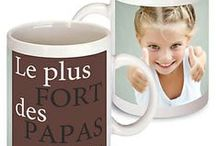 Cadeau personnalisé photo / Que des cadeaux imprimés avec la photo que vous adorez pour faire un cadeau surprenant et plein d'émotions.