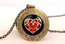 Zelda Jewelry / Zelda, Zelda necklace, zelda jewelry. Handmade jewelry inspired by Zelda. Not only for the fans.