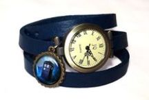 Doctor Who Jewelry / Doctor Who inspired handmade jewelry