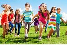 Get Kids Moving / Exercise for Children is essential! These fun games and activities will get kids moving. This is a collaborative board.  You are welcome to post tips, activities, games, exercises, and outdoor kid products but please keep everything relevant, kid,  and family friendly. For every sponsored pin, please post at least 2 other pins that are relevant to this board. Thanks! #kidsworkout #kidsexercise #getkidsmoving