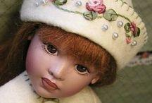 Hoedjes maken / Kleine hoedjes, Le petit chapeau's and Hat's