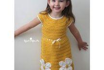 Crochet for Children (over 1 year old)