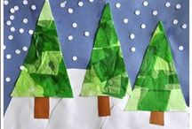 Kids Winter Fun / Great Winter, Christmas, Hanukkah, and Everything Winter Activities, Crafts, and Food for Kids. We have Christmas Tree Crafts, Easy Winter Activities for Cold Weather and Snowman Building Tasks.
