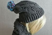 Crochet Sets Hat+Cowl or Scarf or other
