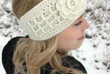 Crochet Earwarmers/Headbands