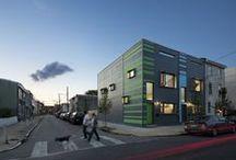 Urban Architectural Designs / Designs for urban/downtown / by Matt Polinchak