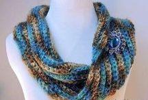 I Miei Progetti Futuri / Future Crochet Project / I lavori che ho intenzione di realizzare all'uncinetto in futuro. I want to crochet all these wonderful things in the future.