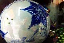Esferas de navidad / Esferas navideñas #Chignahuapan #Navidad #Esferas #Christmas