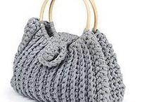 Crochet Bags/Purses/Tote
