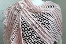 Crochet Shawls/Ponchos/Capelets