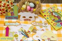 Easter - Easter Craft / Kids Easter crafts and decorations.
