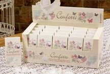 With Love - Wedding / Wedding stationery, tableware and decorations.