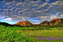 Boulder, Colorado / Conscious Company Magazine is based in Boulder, Colorado, a truly beautiful place to live and work.