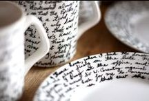Book Decor / If you're a book worm and love quotes having a ton of books around is inevitable. Might as well incorporate all those books  into your decorating ideas.