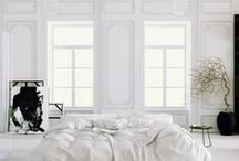 We Love ... *Bedrooms* / Relax and unwind with gorgeous inspirations for bedroom design and decor.