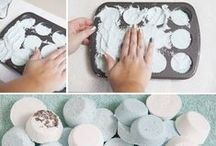 Gifts to Make / These are great diy gifts for teachers, christmas, kids, and most of them can be made or at least assisted with by children.