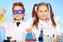 STEM for Kids / Science, Technology, Engineering, and Math Activities, Workshops, Ideas, for Kids