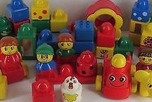 Duplo Primo / Oud Lego Speelgoed
