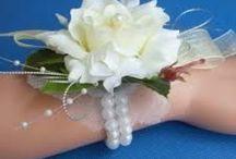 """Polscorsage's maken voor Bruidjes """"ideeën"""" / Leuk om te kijken voor ideetjes van alles wat."""