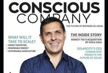 Issue 5 - January/February 2016 / Issue 5 featuring an exclusive conversation with Daniel Lubetzky, Founder and CEO of KIND Snacks and articles about Thrive Market, Natura, Honest Tea, SolarCity, White Oak Pastures, Vital Farms and many more inspiration stories!